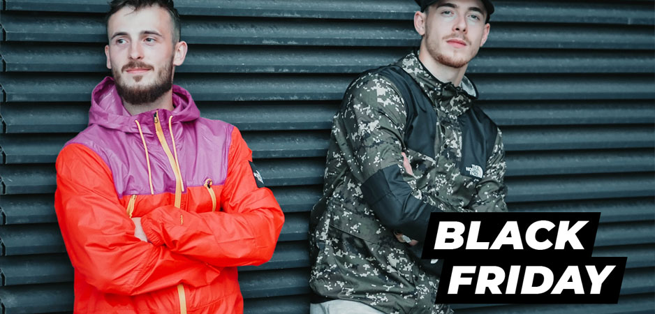 The North Face - Black Friday